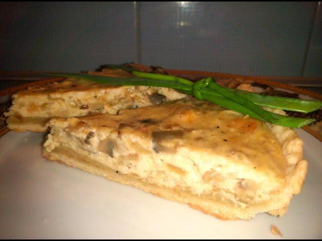Соленый пирог в мультиварке рецепты с фото