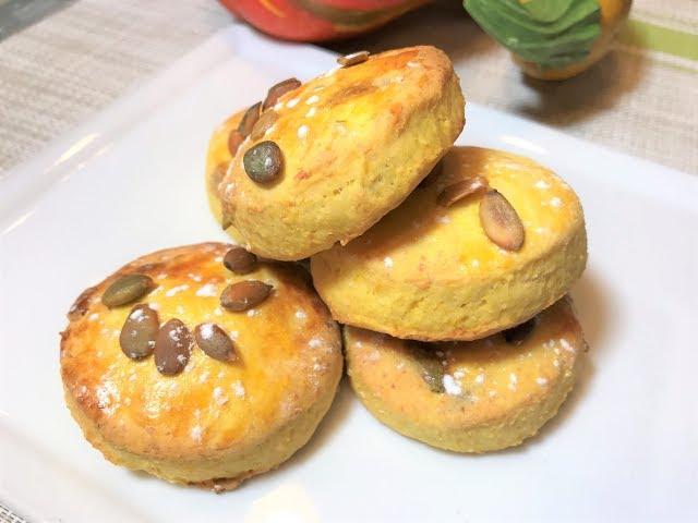 Печенье из тыквы рецепт очень вкусное