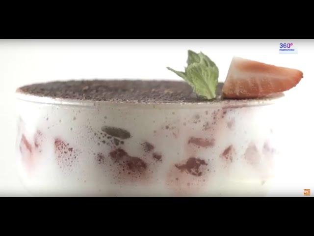 Десерт на основе маскарпоне