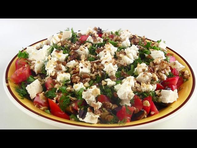 Рецепты легких салатов с с майонезом