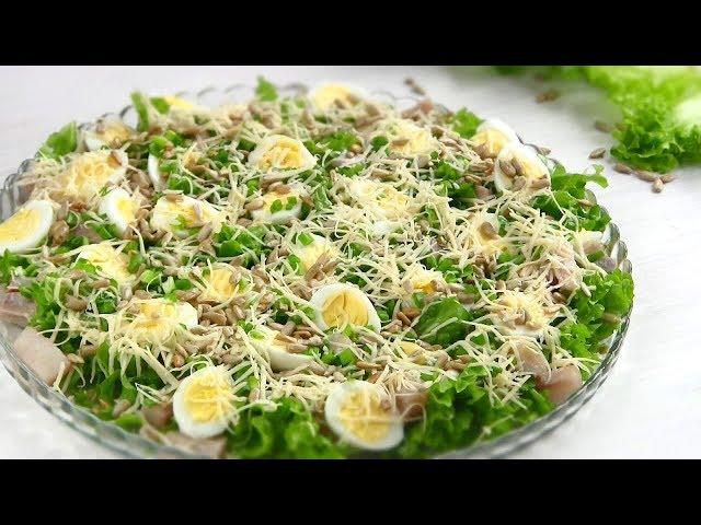 Салат утес классический рецепт
